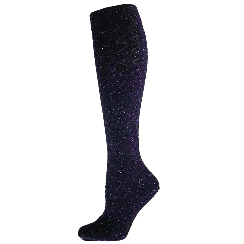 b.ella Sophia Womens Chevron Drop Needle Knee Sock