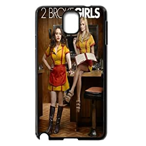 Printed Phone Case 2 Broke Girls For Samsung Galaxy Note 3 N7200 NC1Q02513