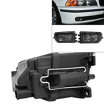 Faros Antiniebla BMW E39 5-Series 97 - 00 OE Style 528i 540i Z3 95 - 02 Roadster proyección: Amazon.es: Coche y moto
