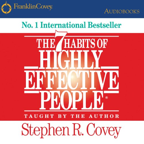 The 7 Habits of Highly Effective People Audiobook [Free Download by Trial] thumbnail
