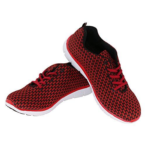 Trainers brandsseller Men's Men's Black Red brandsseller 7n0tPng