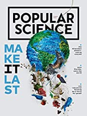 """The 'What's New'"""" magazine of science and technology. Covering the latest developments in cars, electronics, communications, tools, energy, aviation, science, space exploration and much more.Popular Science magazine is one of the nation's old..."""