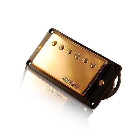 Wilkinson de caliente de oro pastilla humbucker para guitarra eléctrica (mwchb) para Gibson Epiphone