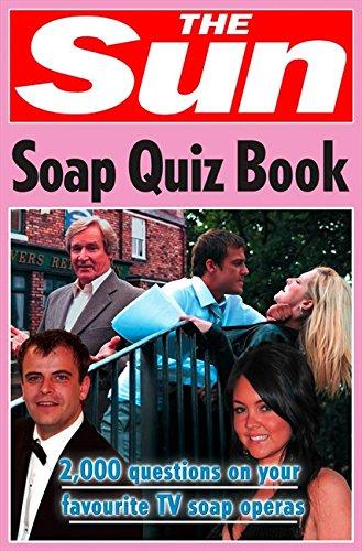 Read Online The Sun Soap Quiz Book pdf