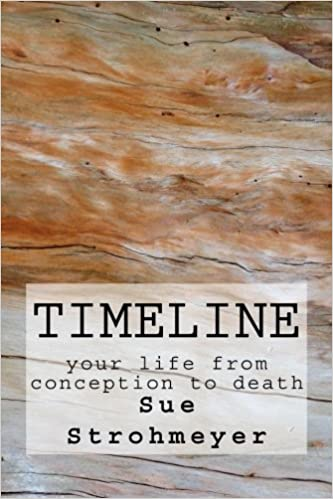timeline your life from conception to death sue strohmeyer