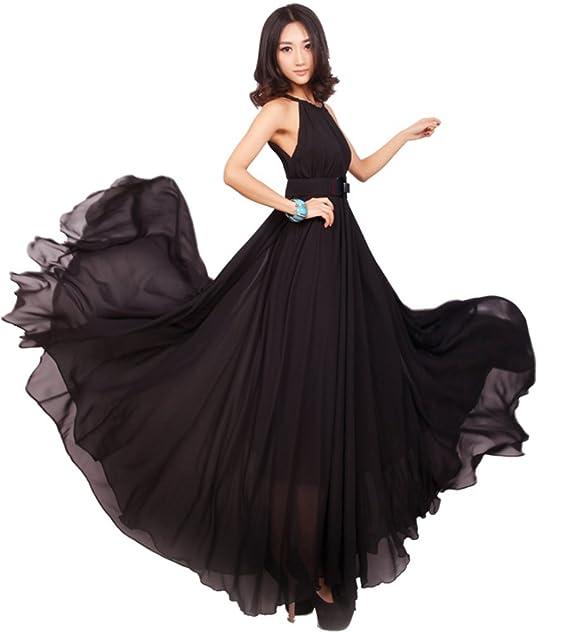 MedeShe Women\'s 2018 Holiday Beach Maxi Dress Plus Size Wedding Bridesmaid  Dress