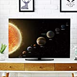 PRUNUS Protect Your TV Solar System Elements of This Image furnished Protect Your TV W25 x H45 INCH/TV 47''-50''