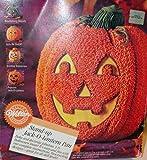 Wilton 3D Stand-Up Jack-O-Lantern Pumpkin/Scarecrow/Witch Cake Pan (2105-3150, 1995)