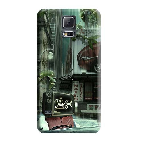 Heavy Rain Series PC Stylish Mobile Phone Carrying Covers Samsung Galaxy S5