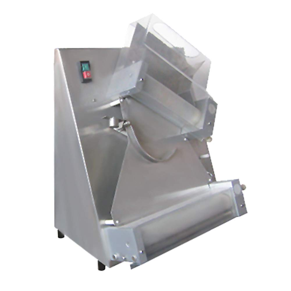 CHEF PROSENTIALS 110volt Electric Dough Sheeter 100~300 mm Pizza dough roller press 51MyzK1QtDL