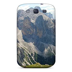 Durable Case For The Galaxy S3- Eco-friendly Retail Packaging(non Lo S)