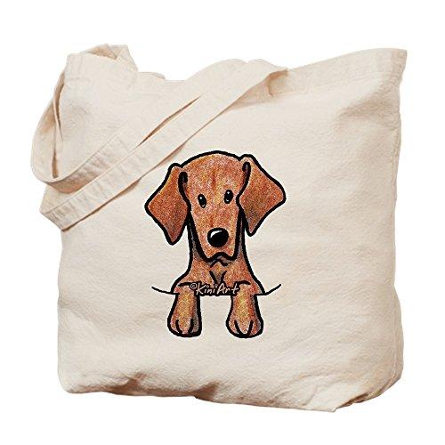Tote Cafepress Natural Bag Vizsla Canvas Pocket Shopping Bag Cloth rIqIFaH