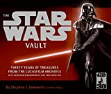 The Star Wars Vault: Thirty Years of Treasures from the Lucasfilm Archives, With Removable Memorabilia and Two Audio CDs