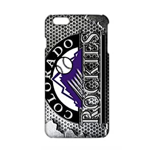 Fortune 3D Case Cover Colorado Rockies Phone Case for iPhone6 plus