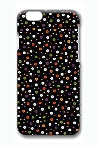 Case Cover For Apple Iphone 4/4S 3D Fashion Print Drop Protection Case Cover For Apple Iphone 4/4S Halloween Texture Scratch Resistant es