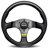 Momo TEA28BK0B Team 280 mm Leather Steering Wheel