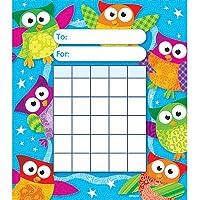 36 x Wise Owl Stars Design Children's Reward