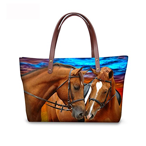 Stylish Women Handbags Handle Top Tote Bages C8wc0281al Satchel FancyPrint TdWZwtqnT