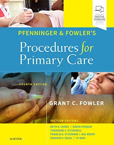 Pfenninger & Fowler's Procedures...