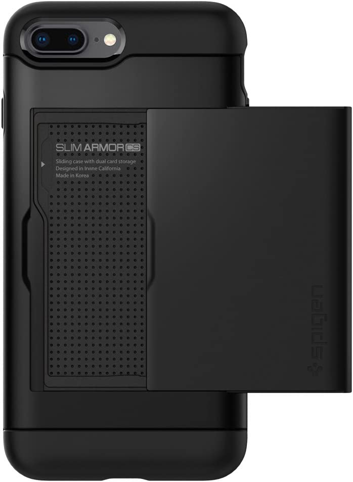 Spigen 043cs20528 Slim Armor Cs Kompatibel Mit Iphone 8 Elektronik