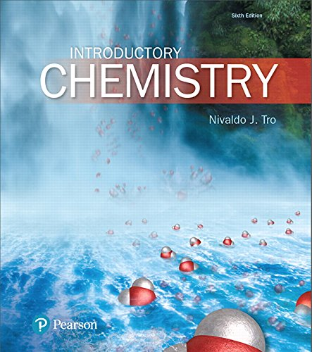 Introductory Chemistry (6th Edition) cover