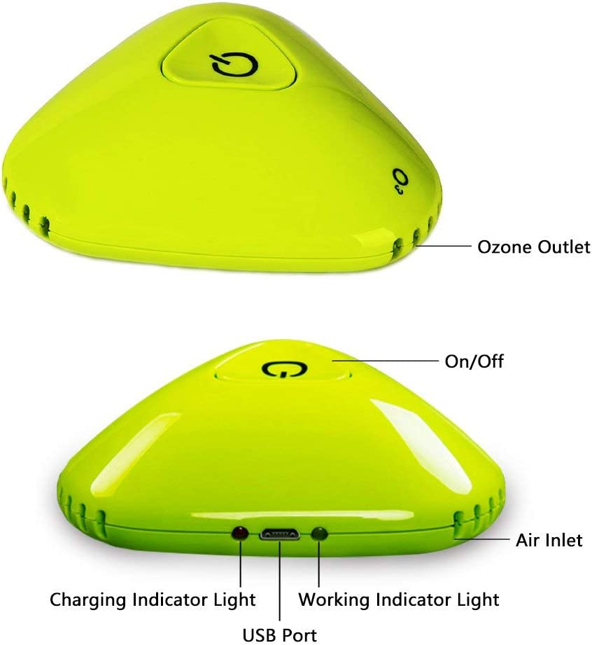 Pur Generador de ozono portátil con Sistema de eliminación de ...