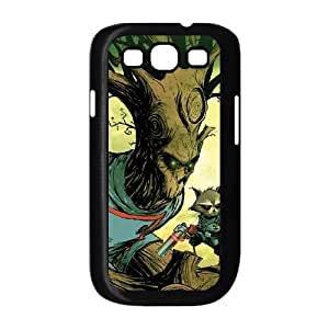 C-EUR Guardians of the Galaxy1 Phone Case For Samsung Galaxy S3 I9300 [Pattern-1]