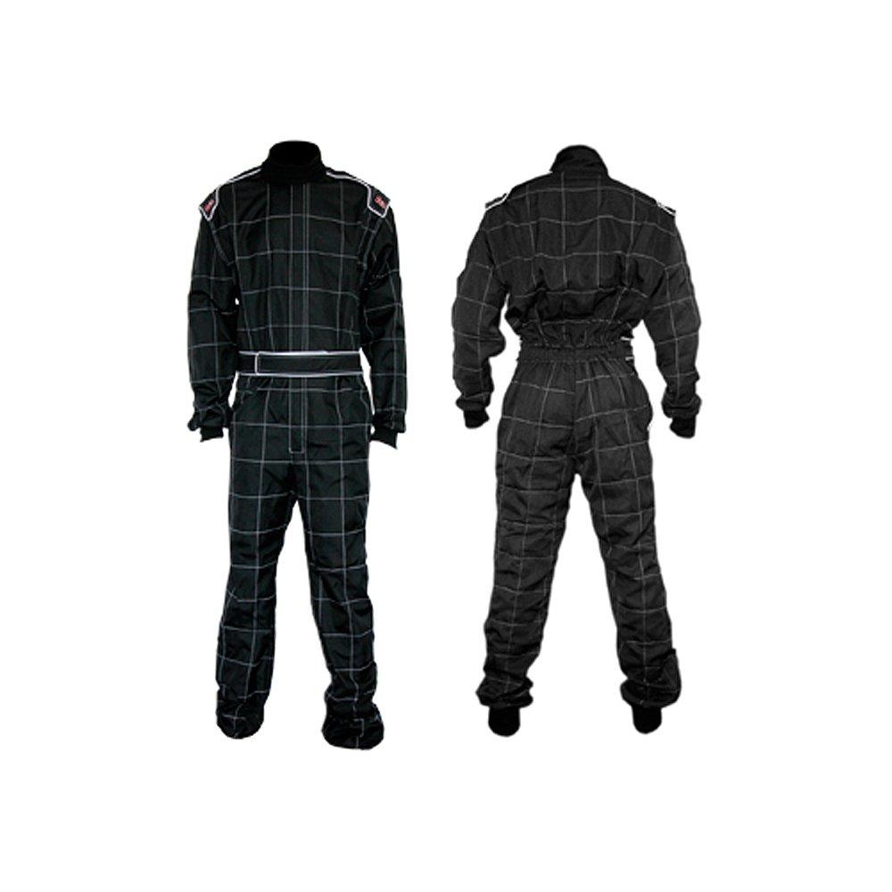 Yellow, XXX-Large K1 Race Gear CIK//FIA Level 2 Approved Kart Racing Suit