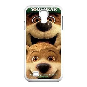 James-Bagg Phone case Funny Yogi Bear Protective Case For SamSung Galaxy S4 Case Style-5 hjbrhga1544