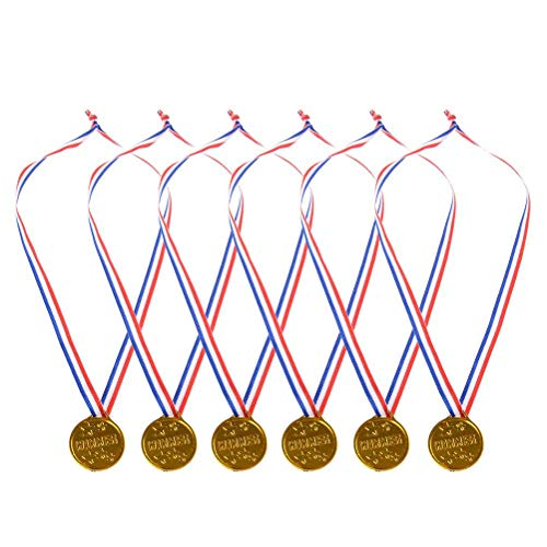 Top 10 recommendation gold medals for students