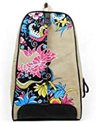 American Shield Hand painted hand-made Lightweight Backpack Casual Hiking Daypack + Most Durable Light Backpacks...