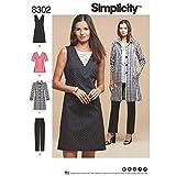 Simplicity US8302AA Women's