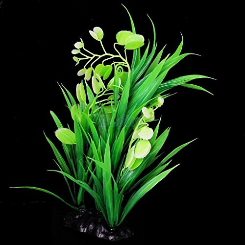 new-brandartificial-plastic-green-plant-grass-aquarium-fish-tank-ornament-pond-decoration-set01