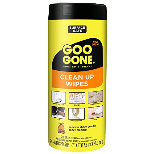 Top goo gone clean up wipes for 2020