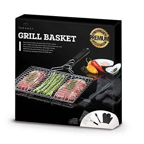 Taranzy Stainless Steel Grilling