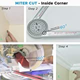 Miter Saw Protractor, Professional Miter Saw