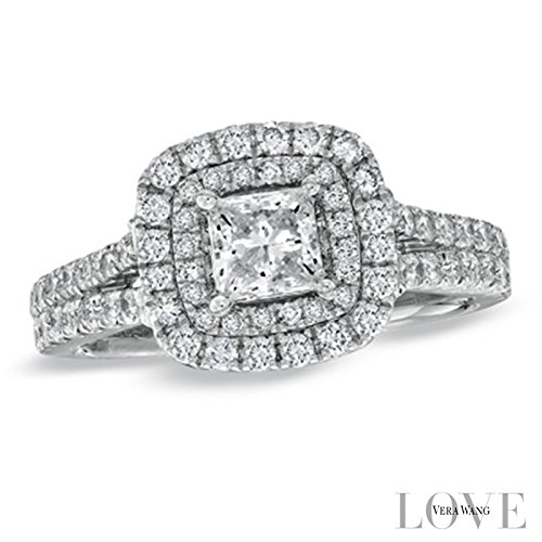 vera-wang-love-collection-1-1-2-ct-tw-princess-cut-diamond-frame-split-shank-engagement-wedding-ring