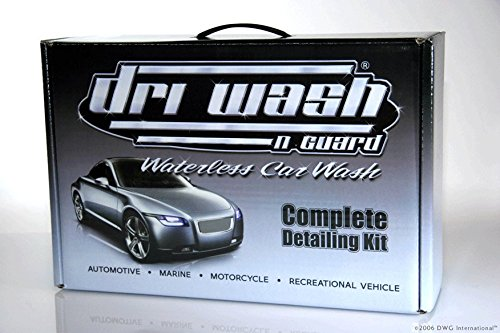 Dri Wash \'n Guard ULTRA-ION Detailer\'s Pack DWG International 4333106005