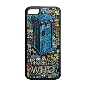 diy phone caseDoctor Who Solid Rubber Customized Cover Case for iphone 5c 5c-linda275diy phone case