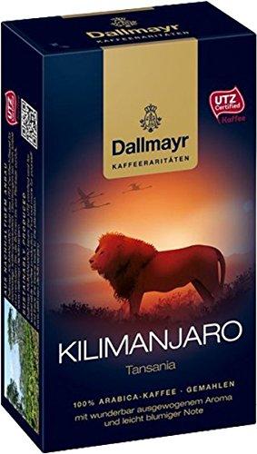 Dallmayr Kilimanjaro Ground Coffee 8.8oz/250g