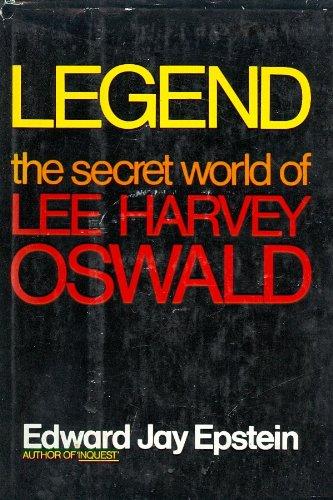 LEGEND SECRET WORLD HARVEY OSWALD ebook product image