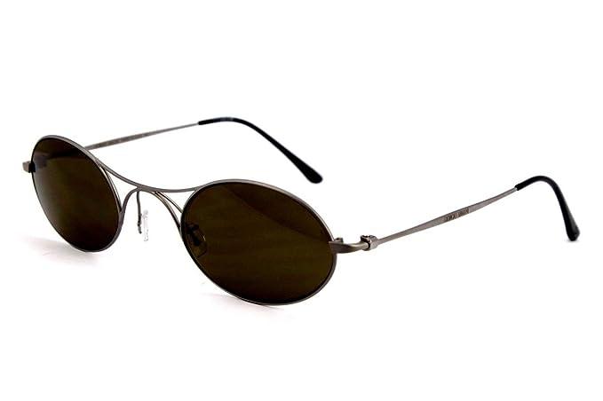 Gafas de Sol Giorgio Armani AR6018 MATTE TITANIUM - BROWN ...
