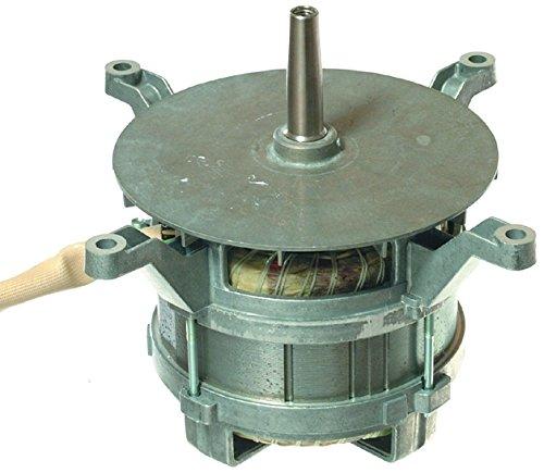 Racional 3100.1021 Ventilador Motor L9 4/4pol con eje de la culata ...