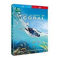 La gran barrera del coral [Blu-ray]