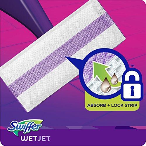 Swiffer Wetjet Hardwood Floor Wet Jet Mop Pad Refills