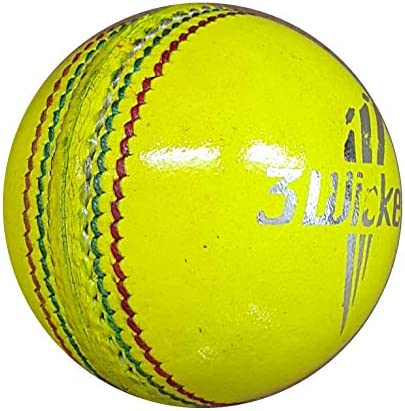 Pelota de Cricket para Interiores Premium Match: Amazon.es ...