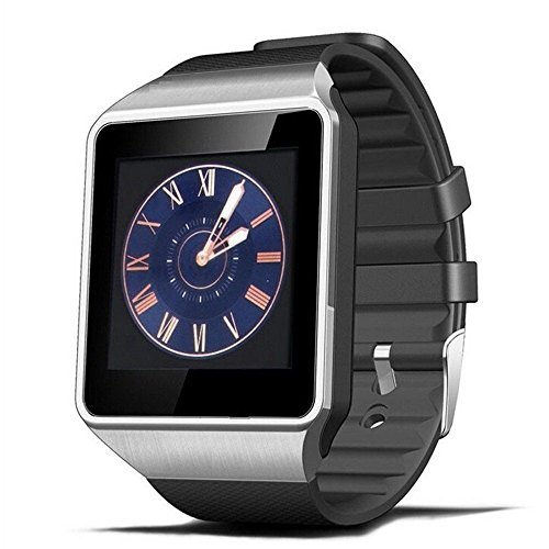 CNPGD [U.S. Warranty] All-in-1 Smartwatch Watch Cell Phone for iPhone, Android, Samsung, Galaxy Note, Nexus, HTC, Sony by CNPGD (Image #5)