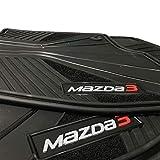 Floor Mats for Mazda 3 OEM Genuine - All Weather