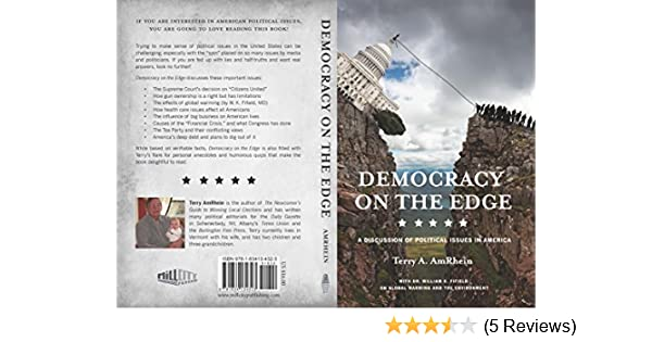 Democracy on the Edge, A Discussion of Political Issues in America