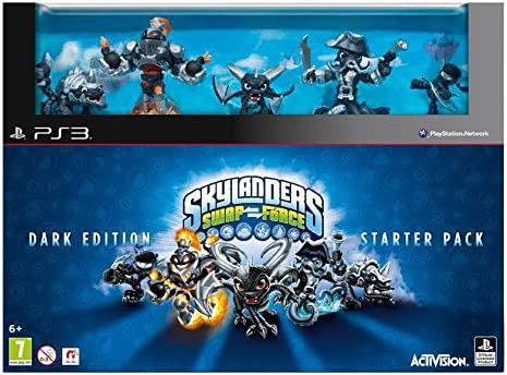 Skylanders Swap Force : Starter Pack - Dark Edition: Amazon.es: Videojuegos